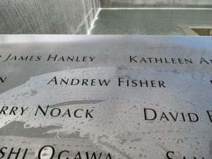 Andrew Fisher - WTC Victim